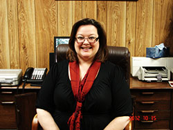 Barb Hughey, Office Assistant