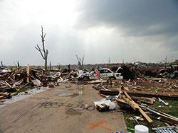 Joplin Relief Volunteering