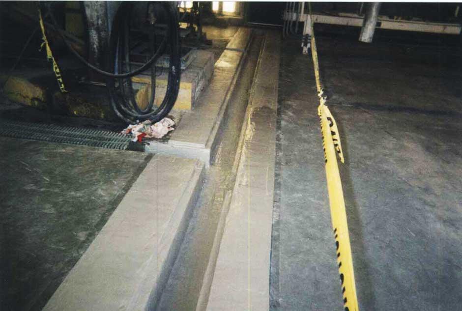 Concrete Chemical Resistant Coatings Kansas City C Amp M