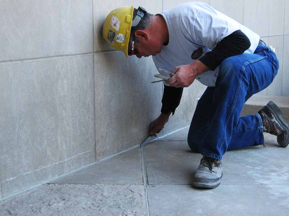 Professional Caulking And Commercial Caulking Services C