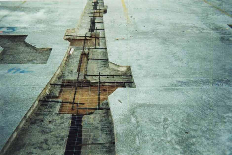 Structural Concrete Repairs In Kansas City C Amp M Restoration