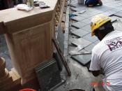 Plaza Deck Waterproofing