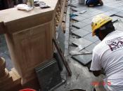 Plaza Deck Waterproofing