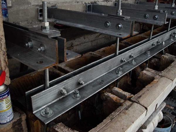 Raphael Steel Balcony