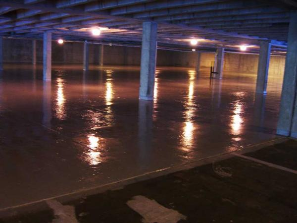 Concrete Urethane Coatings