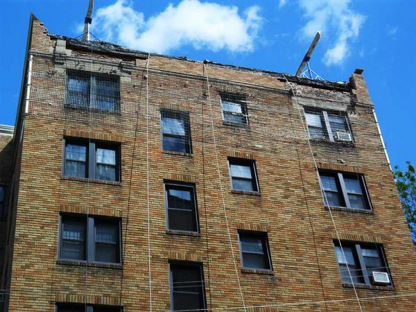 Commercial Brick Replacement