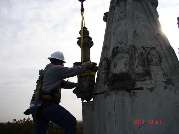 Commercial Stone Restoration