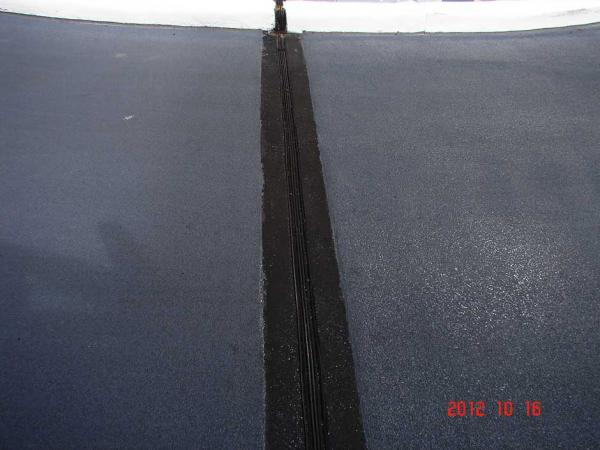 Commercial Expansion Joint System on a Building