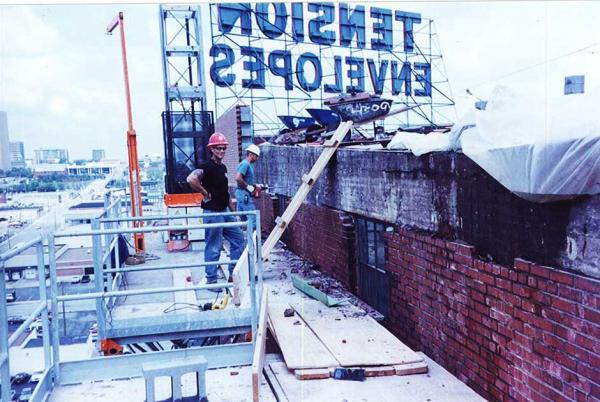 Brick Replacement for Masonry Restoration