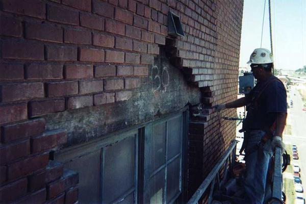 Commercial Brick Replacement and Brick Restoration