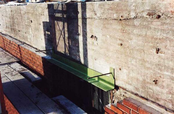 Commercial Brick Installation