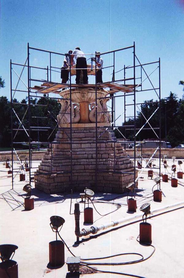 Fountain Restoration Project