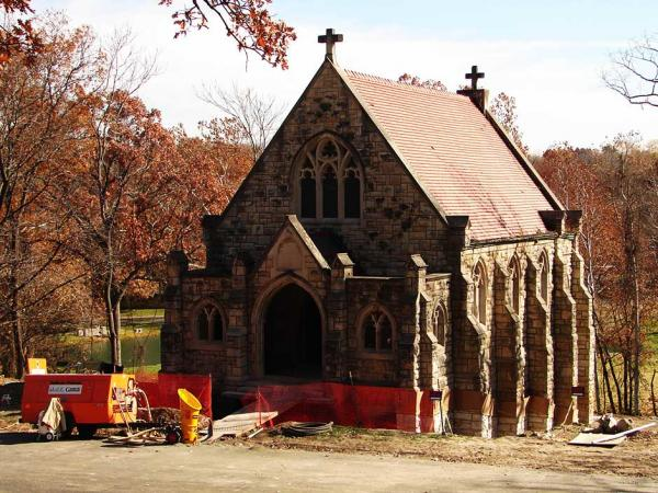 Church Stone Restoration Project