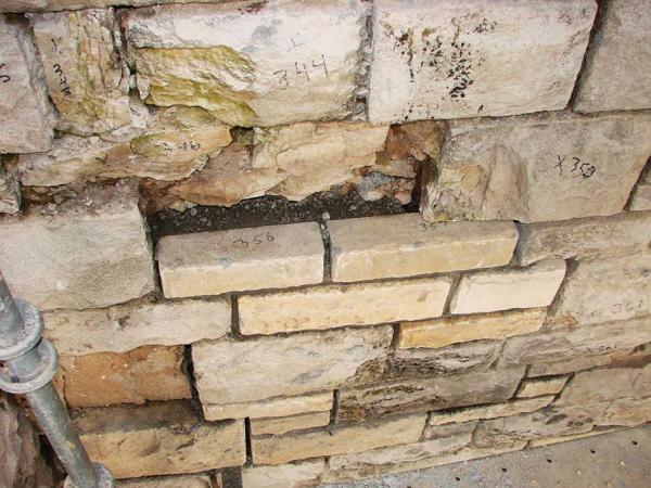 Stone Veneer Restoration