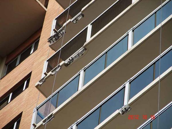 Concrete Restoration on Commercial Building