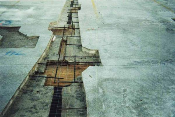 Commercial Concrete Repair and Restoration