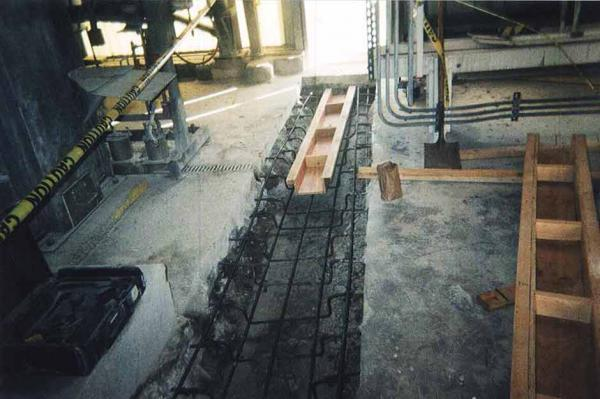 Commercial Concrete Patching