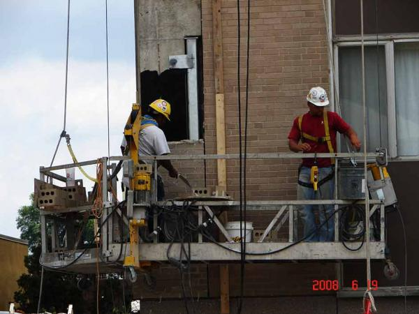 Commercial Masonry Repairs