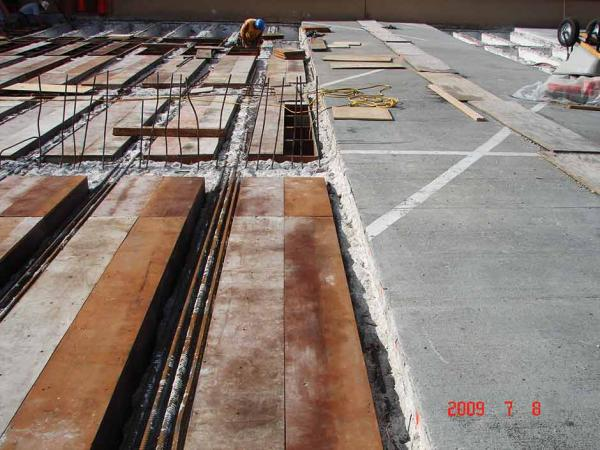 Parking Lot Repair and Restoration