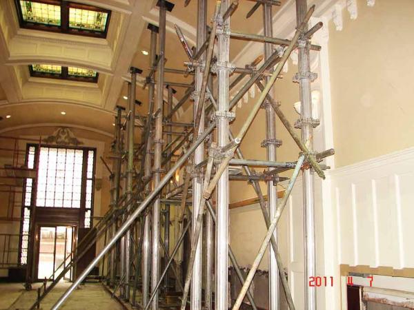 Interior Structural Repairs