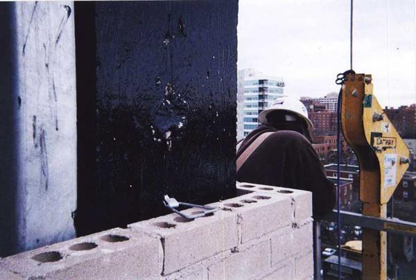 Commercial Brick Restoration