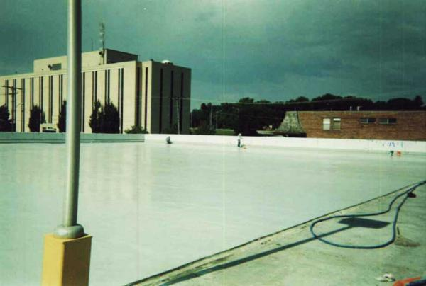 Commercial Urethane Coatings Project